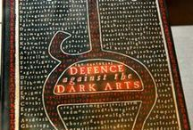 ◬ defence against the dark arts / Defence Against the Dark Arts (sometimes written as DADA) is a subject taught at Hogwarts School of Witchcraft and Wizardry and Ilvermorny School of Witchcraft and Wizardry. In this class students learn how to magically defend themselves against Dark Creatures, the Dark Arts, and other dark charms. Offensive magic is also taught in this class, such as how to duel, which requires the use of both offensive and defensive magic.