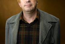 ◬ arthur weasley / Arthur Weasley (b. 6 February, 1950) was a pure-blood wizard in the employ of the Ministry of Magic, as well as a member of the second Order of the Phoenix. He was a staunch believer in the equality of all magical and Muggle folk and was the head of the Weasley family.