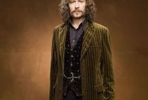 ◬ sirius black / Sirius Black (3 November, 1959 – 18 June, 1996), also known as Padfoot or Snuffles (in his Animagus form) was a pure-blood wizard, the older son of Orion and Walburga Black. Sirius was sent to Azkaban, and after twelve years became the only known person to escape the prison unassisted. He was murdered by his cousin Bellatrix Lestrange during the Battle of the Department of Mysteries.