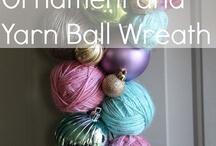 Holiday - Christmas / Christmas DIY, gift ideas, decorating ideas.
