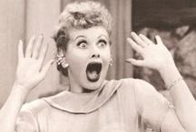 "I Love ""I Love Lucy""! / by Miranda Bensch"