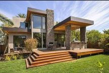 Architecture, House Design / Contemporary Homes, Houses, Buildings