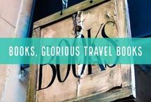 Books, Glorious Travel Books / Books usually inspired by history and travel and all the fascinating places in the world.