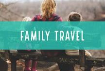 Family Travel / Online resources and blogs for traveling around the world as a family. #travelwithkids #familytravel