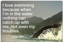 Swim Motivation / Quotes to get you to the pool! / by Speedo