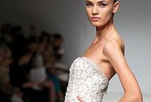 Fall 2012 Wedding Dresses / Creative director, Amsale Aberra. / by Kenneth pool