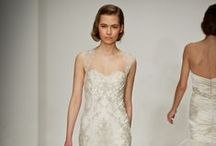 Spring 2013 Wedding Dresses / Creative director, Amsale Aberra. / by Kenneth pool