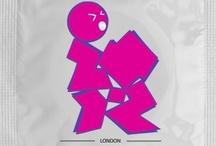Olympics Condoms 2012 / Les épreuves sexy de 2012 !