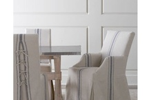 Slipcover Ideas / Lots of slipcover inspiration and information