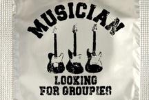 Préservatifs Musicaux / Music Condoms / Pour swinguer en toute sérénité ;)