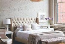 Bedroom / by Catherine Groene