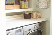 Laundry Room / by Amanda McCrowell
