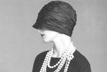 Hats, hair and headpiece / by Sara McManus