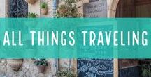 All Things Traveling / The pretty places in the world and great resources, quotes, tips — anything that inspires or helps travel the world. #travelinspiration