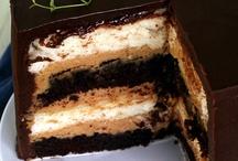 Sweet Eats / Dessert Recipes  / by Miranda Bensch