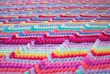 crochet / häkeln / by Wollhase