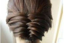 Haare / hair / by Wollhase