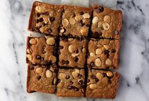 cookies, brownies, and bars