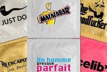 Packs de préservatifs Callvin / Callvin's condoms bundles
