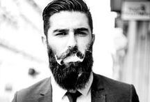 Chris John Millington / Models Team Glasgow - Sapphires London   Red Model Management - RED NYC   #beard / by Kelly Victor