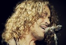 Chris Cornell - My Boo / If I ever cheat on Anthony Kiedis  it'll be with Chris Cornell...  just puttin that out there  / by Tina Müllerová