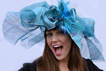 Kentucky Derby-Royal Ascot Hats / by Tina Müllerová