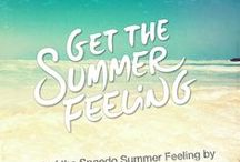Get the Summer Feeling / How do you get that Summer Feeling? What does Summer look like where you live? #SummerFeeling / by Speedo