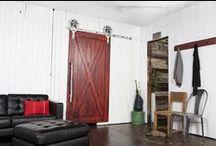 I ♥ barn doors / by inspired1