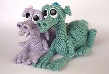 crochet / häkeln - Amigurumi and Toys / Amigurumi and Toys crochet / by Wollhase