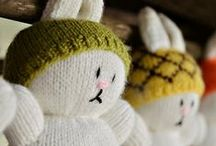 Knitting - Amigurumi and Toys / Amigurumi and Toys knitting / by Wollhase