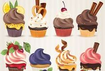 Icing and Sprinkles / Cakes and Cookies anything fancy, cute and tasty!!!