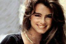 Brooke Shields ~80s Icon / by Tina Müllerová