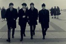 Love, Love Me Do / The Beatles  / by Miranda Bensch