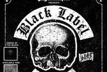 BLS & Fam.... BLEEDING BLACK