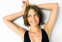 Lauren Cohan / by _ LCube