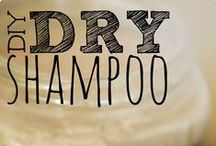 Hair / Haare - Misc / Dry Shampoos, Last Minute tricks, Cuts ... / by Wollhase