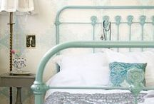 Be Our Guest / Guest Bedroom Ideas  / by Miranda Bensch