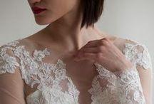 Fall 2016 Wedding Dresses / by Kenneth pool