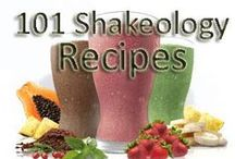 Shake It Off / Shakeology Recipes  / by Miranda Bensch
