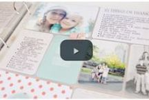 Project Life Inspiration / I am so enthused, inspired, and passionate about Becky Higgins Project Life products! Anyone CAN do this, it is manageable!!