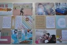 MY Project Life 2013 / Follow my faith inspired Project Life pages for 2013 at http://www.scrappyleigh.blogspot.com