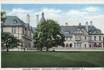 Postcards / Postcards of the Mansions.
