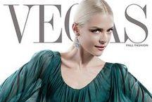 Vegas Magazine Covers