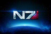 Mass Effect / by Alexander Weeks