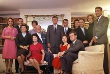 CAMELOT: Kennedy / The Kennedy family and 'Camelot' era.