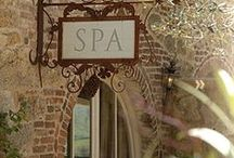 Spa and Aromatherapy / Keep calm and Spa on / by Bettie Atterbury