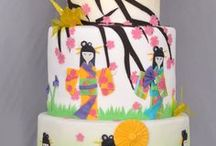 Cakes / by Milena Jovanovic Ex Andjelic