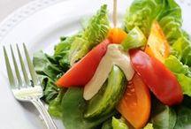Salad Time / Crunch n' munch...