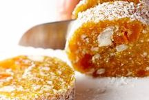 Healthy Sweets / Leave the guilt at the door!