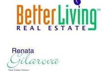 Real Estate with Better Living RE / Better Living for a Better Life(SM)